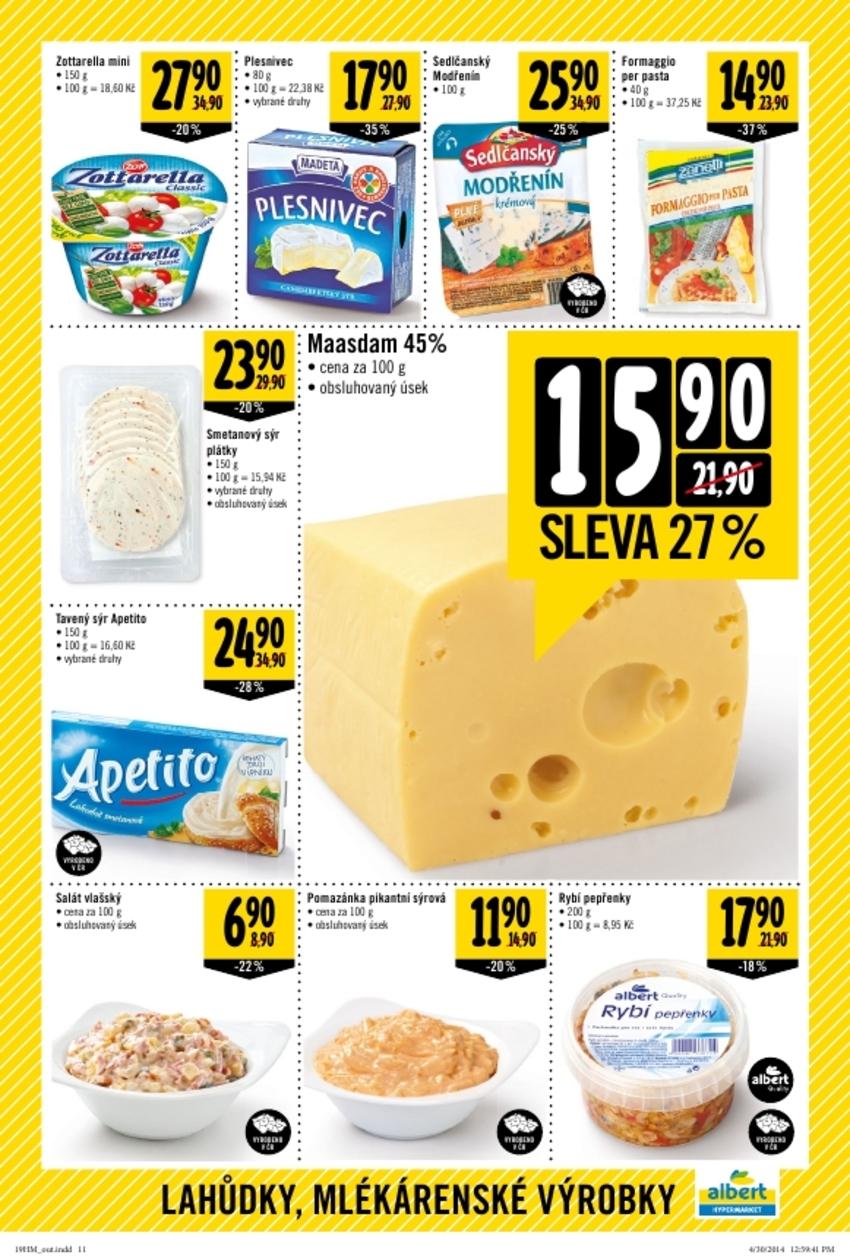 Leták Albert hypermarket - strana 11