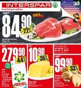Leták Interspar (7.5. - 20.5.2014)