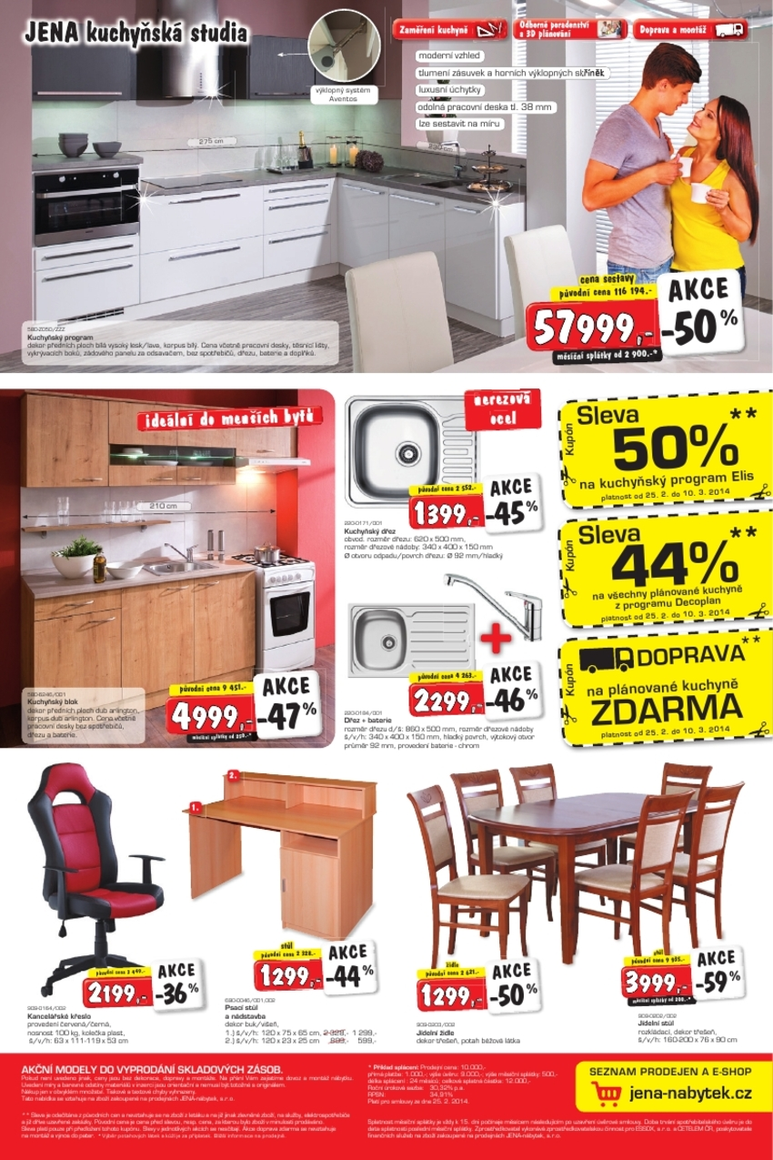 Leták Jena nábytek - strana 4