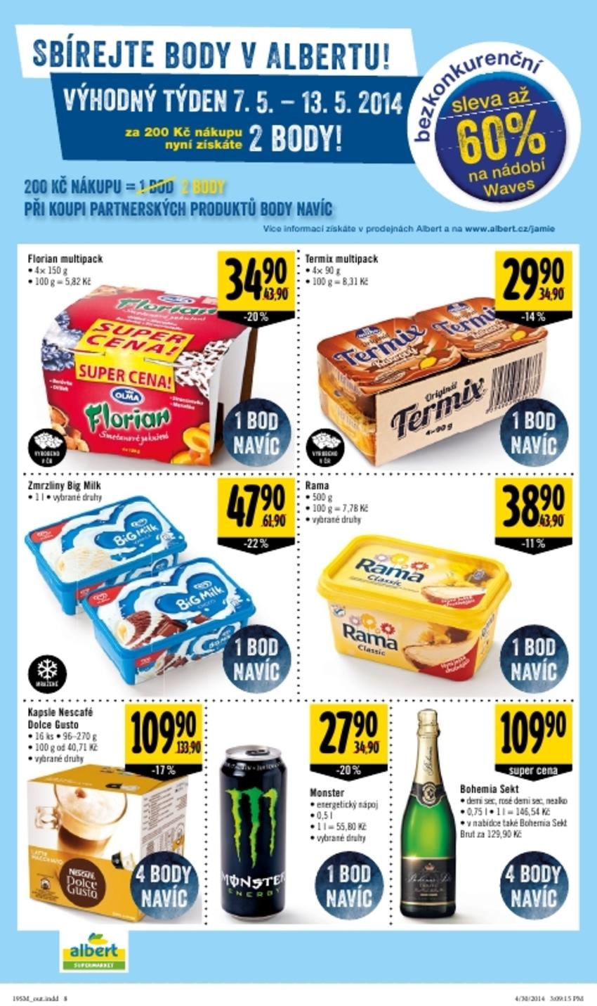 Leták Albert supermarket - strana 8