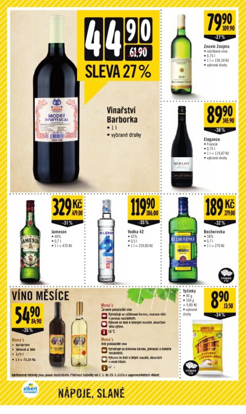Leták Albert supermarket - strana 10