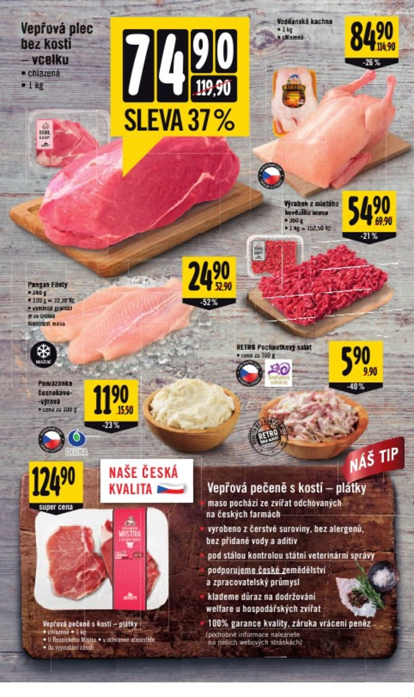 Leták Albert supermarket - strana 2