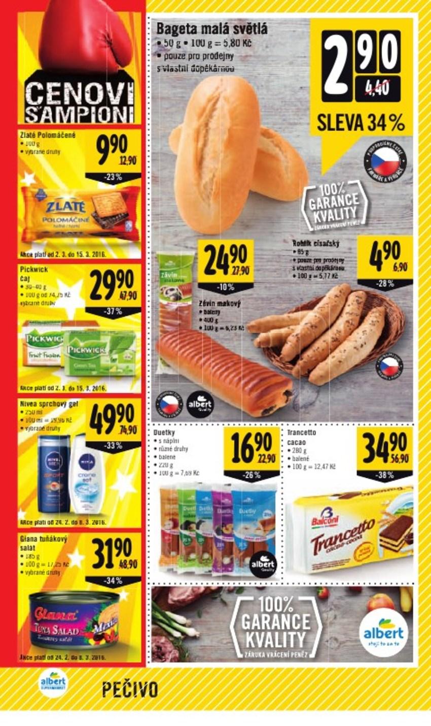 Leták Albert supermarket - strana 6