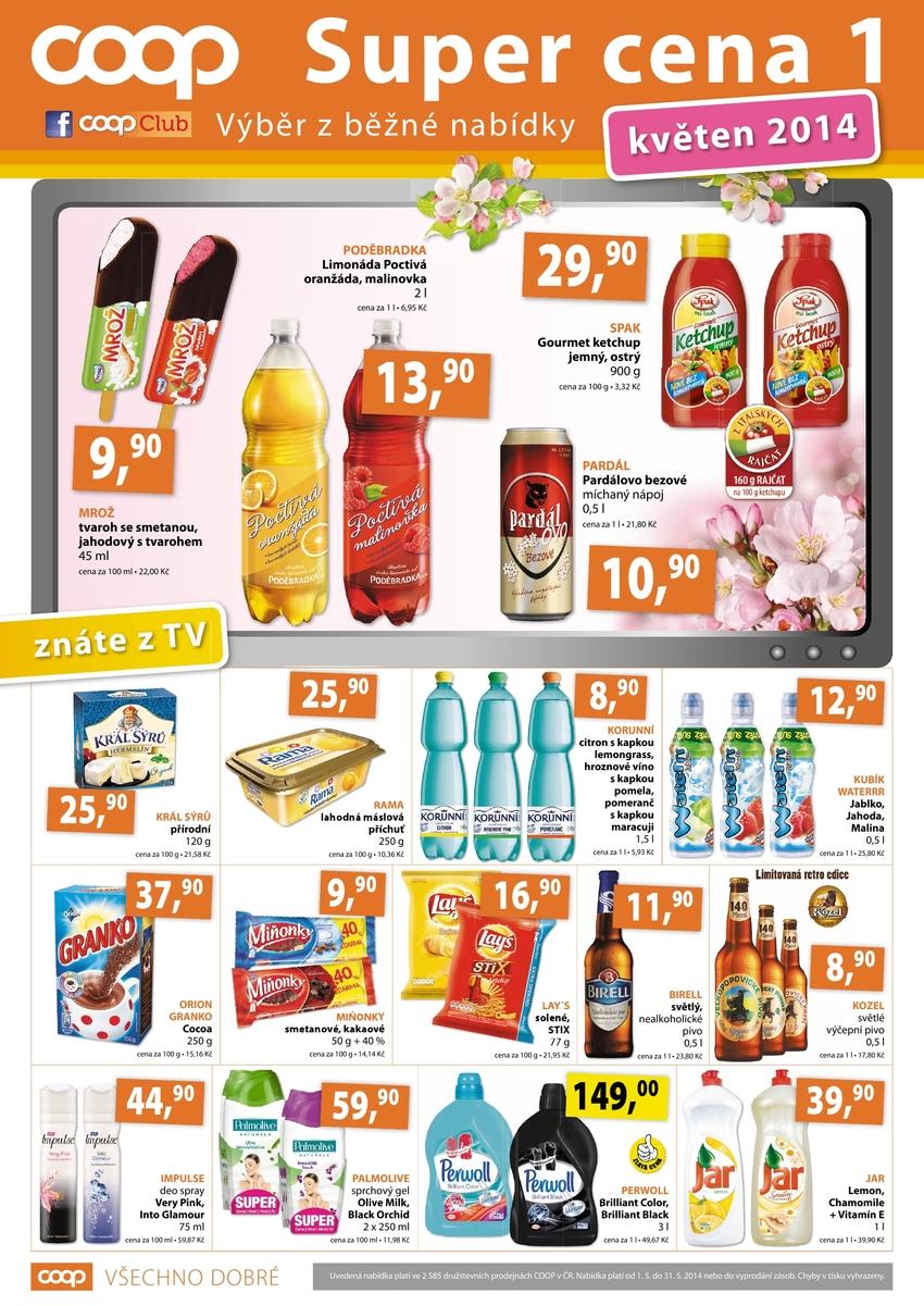 Leták TERNO supermarket - strana 2