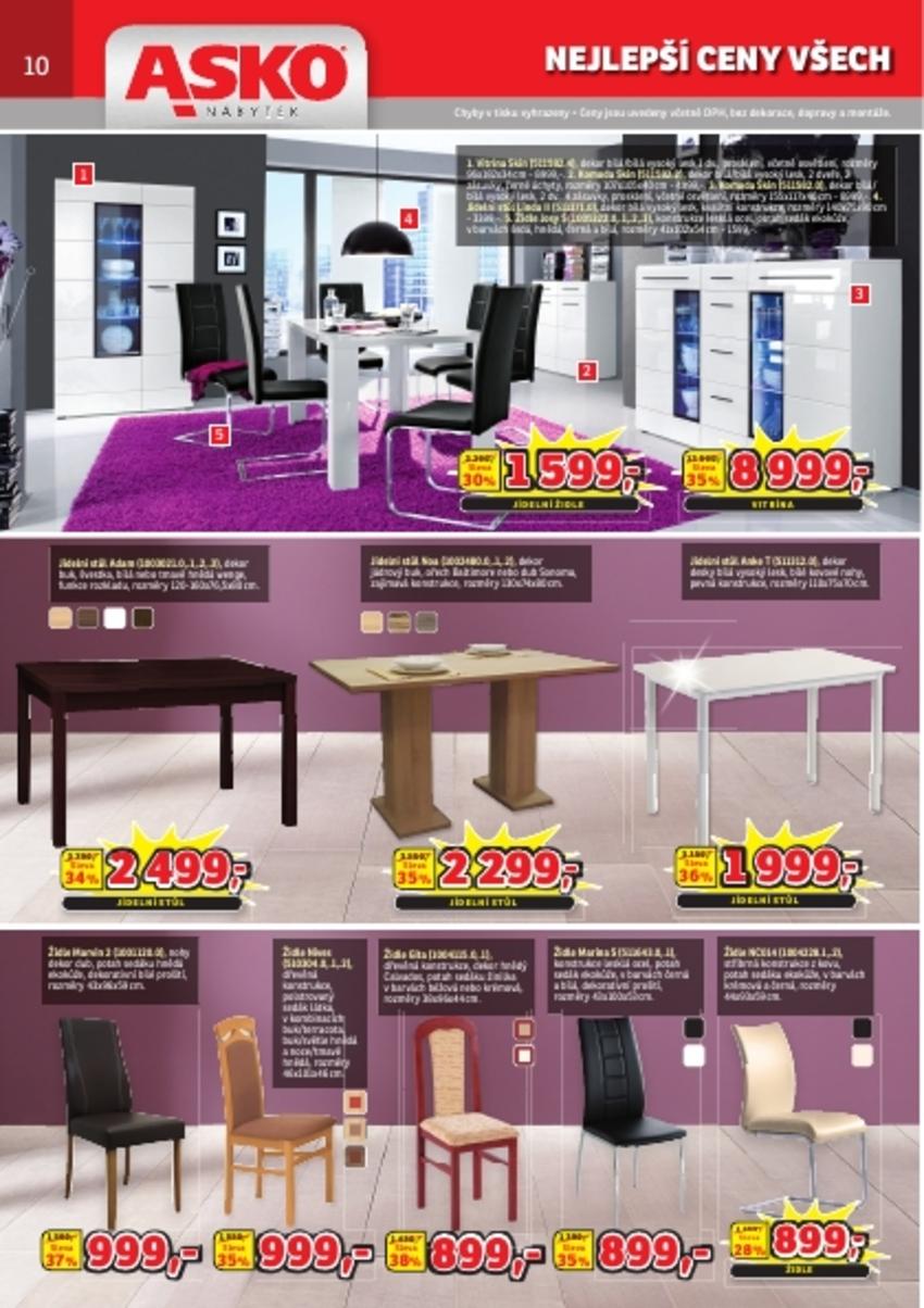 Leták Asko - nábytek - strana 10