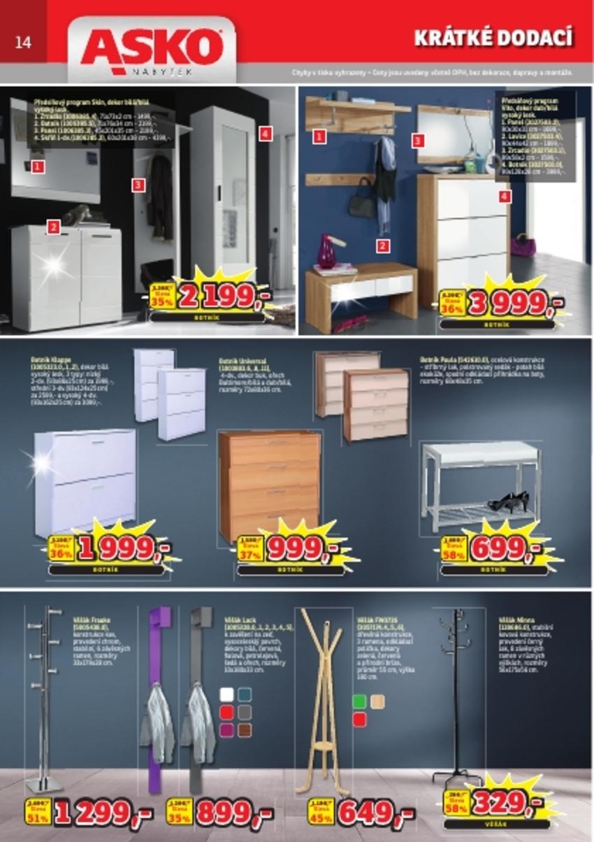 Leták Asko - nábytek - strana 14