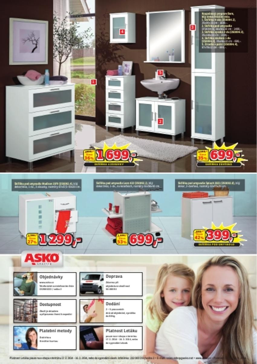 Leták Asko - nábytek - strana 16