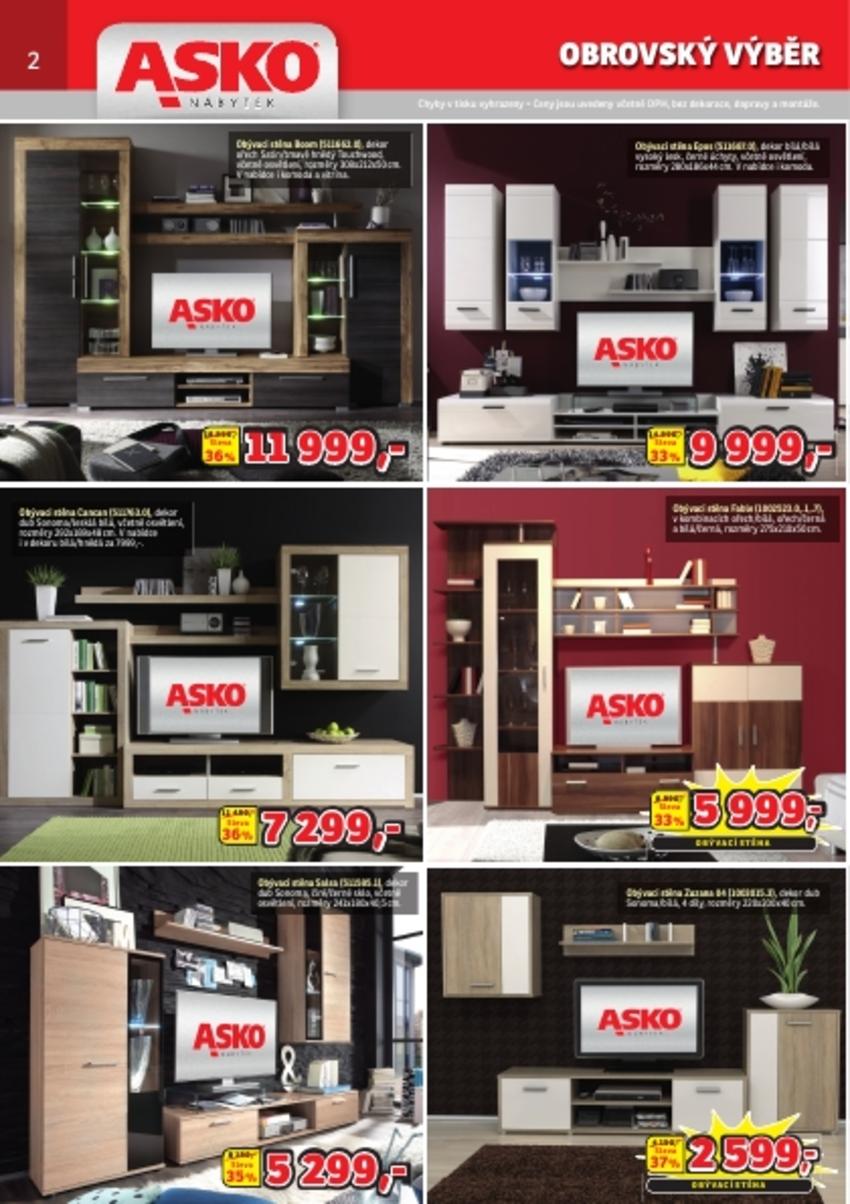 Leták Asko - nábytek - strana 2