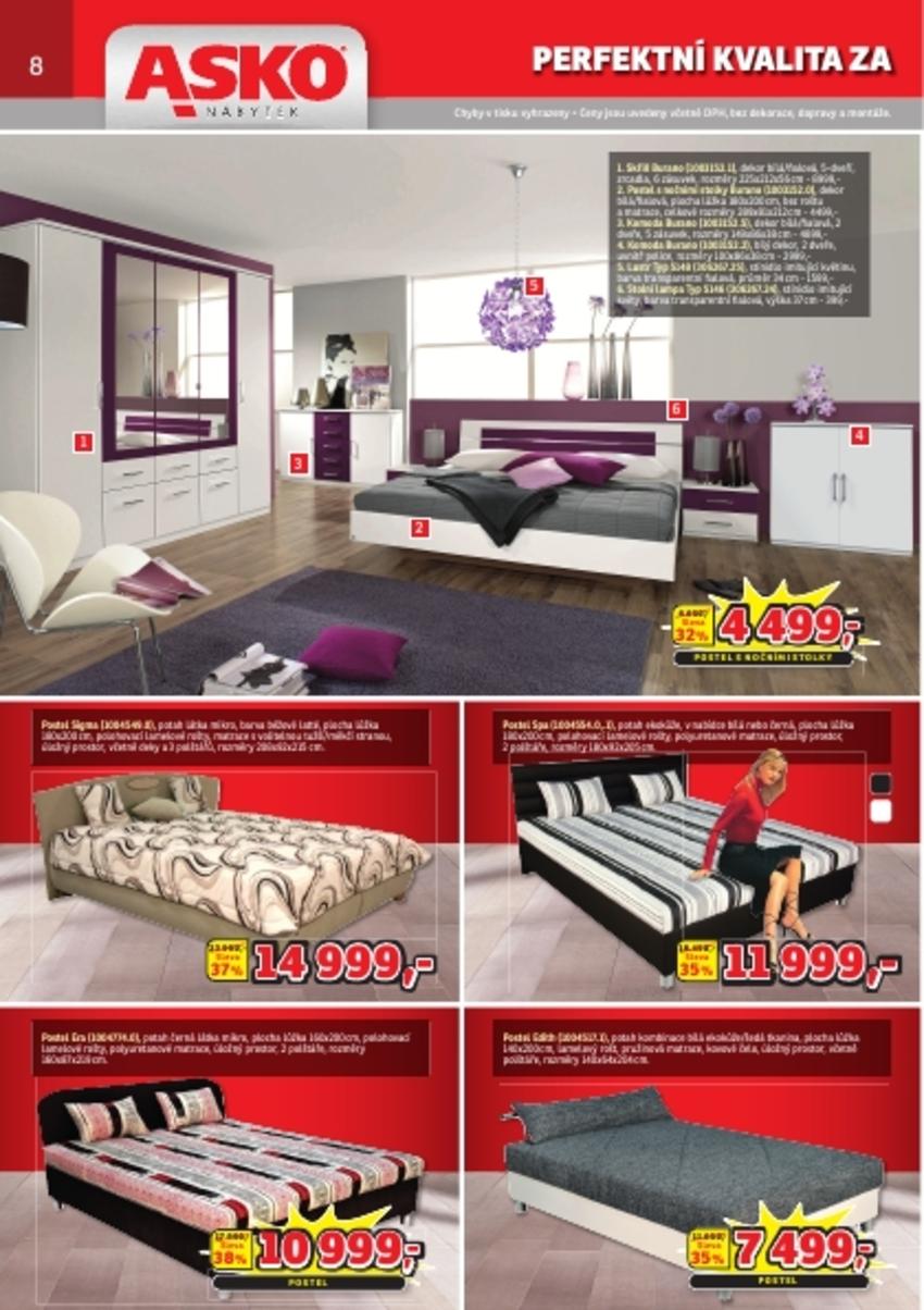 Leták Asko - nábytek - strana 8